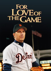 Search netflix For Love of the Game