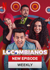 Search netflix Locombianos
